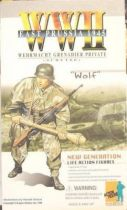 Dragon Models - WOLF Wechmacht Grenadier Private Sch�tze East Prussia 1945