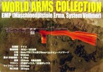 Dragon Models - World Arms Collection - 1/6 scale Machine Pistole SMG Vol.1 - EMP