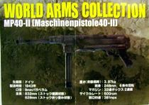 Dragon Models - World Arms Collection - 1/6 scale Machine Pistole SMG Vol.1 - MP40-II