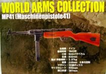 Dragon Models - World Arms Collection - 1/6 scale Machine Pistole SMG Vol.1 - MP41