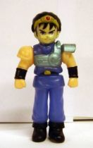 Dragon Quest - Set of 6 vinyl action figures