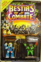 Dragonautes (Battle Beasts) - #1 Pirate Lion & #2 Deer Stalker
