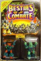Dragonautes (Battle Beasts) - #24 War Weasel & #23 Sir Sire Horse