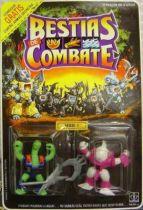 Dragonautes (Battle Beasts) - #6 Triple Threat Snake & #5 Killer Carp