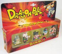 Dragonball - Bandai France 1986 - Set of 2 PVC figures boxed sets