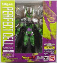"Dragonball - Bandai S.H.Figuarts - Perfect Cell - \""Premium Color Edition\"""