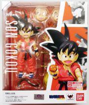 "Dragonball - Bandai S.H.Figuarts - Son Gokou \""Kid\"""