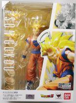 "Dragonball - Bandai S.H.Figuarts - Son Gokou \""Super Saiyan 3\"""
