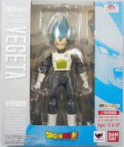 "Dragonball - Bandai S.H.Figuarts - Vegeta \""Super Saiyan God\"""