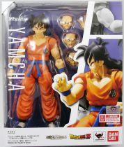 Dragonball - Bandai S.H.Figuarts - Yamcha & Saibaiman