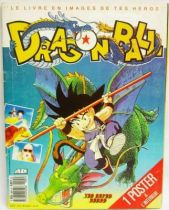 Dragonball - SFC Stickers collector book (complete)