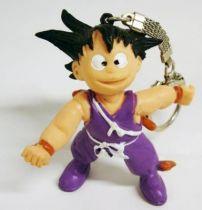 Dragonball - Yolanda - Songoku keychain figure