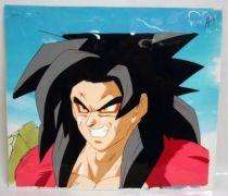 Dragonball GT - Toei Animation Original Celluloid - SS4 Goku
