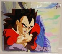 Dragonball GT - Toei Animation Original Celluloid - SS4 Vegeta