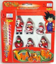 Dragonball Z - AB Toys -  Super Warriors set #29