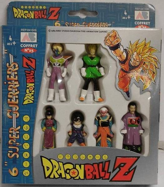 Dragonball Z - AB Toys - Super Warriors set #25
