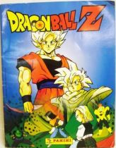 Dragonball Z - Panini Stickers collector book