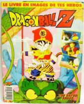 Dragonball Z - SFC Stickers collector book (complete)