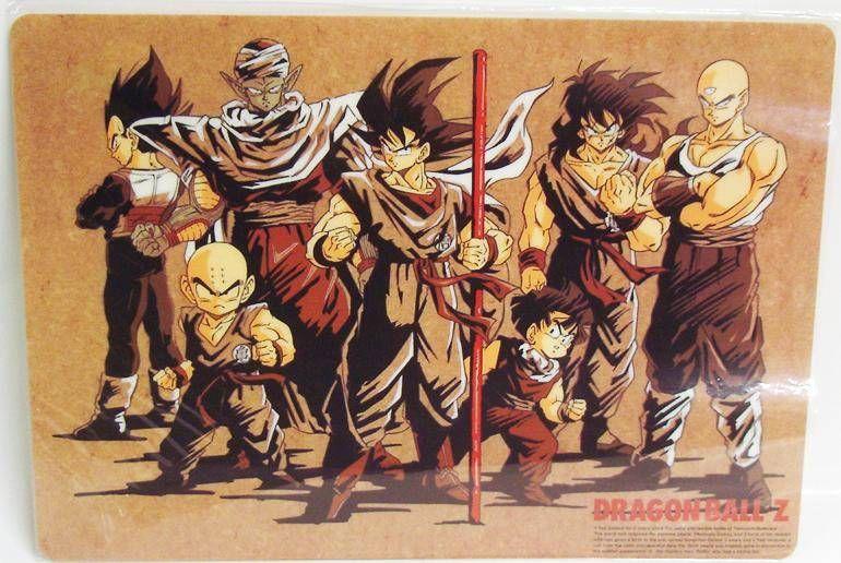 Dragonball Z - Toei Animetopia official Shitajiki #0791G