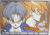 Dragonball Z - Toei Showa Note official giant-size Shitajiki #00268407