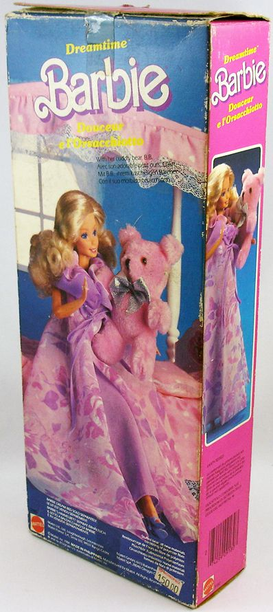 Dreamtime Barbie - Mattel 1984 (ref.9180)