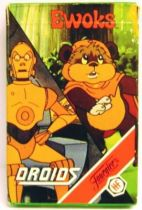 Droids / Ewoks - Fournier Playing cards