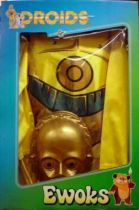 Droids/Ewoks 1985 - C-3PO Child\'s size costume