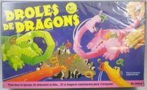 Drôles de Dragons - Jeu de Plateau - Idéal Loisirs 1982