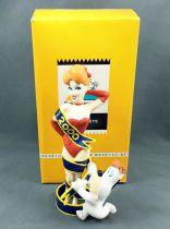 Droopy - Démons & Merveilles 1999 - Droopy & Miss 2000 (Mini Statuette)