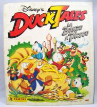 Duck Tales - Panini Stickers collector book