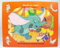 Dumbo au cirque - Jeu éducatif Fernand Nathan (Puzzle) 01