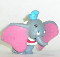 Dumbo the elephant - Comic Spain pvc figure - Dumbo the elephant (light grey)