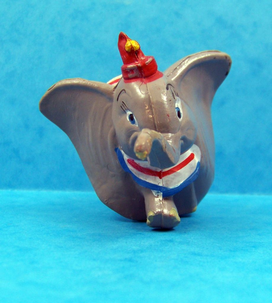 Dumbo the elephant - Jim plastic figure