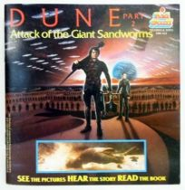 DUNE - Kid Stuff - Dune Part.2 Attack of the Giant Sandworms