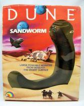 DUNE - LJN Figurine articulée - Sandworm (neuf en boite) 01