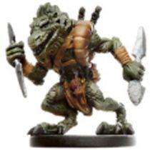 D & D Minis: Green Slaad # 53 - Blood War