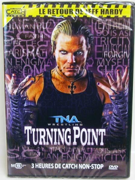 DVD TNA Impact Wrestling - Turning Point 2011