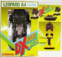 DX Robo Machine - Destroyer Leopard A4