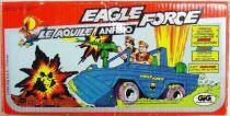 Eagle Force - Amphibious Carrier - Mego-GIG