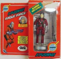 Eagle Force - Baron Von Chill - Mego-GIG