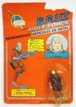 Eagle Force - Baron Von Chill - Mego-Ideal