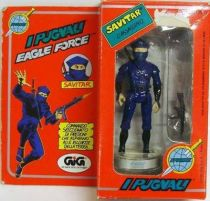 Eagle Force - Mego-GIG - Savitar