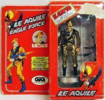 Eagle Force - Mego-GIG - The Cat