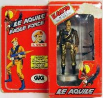 Eagle Force - The Cat - Mego-GIG