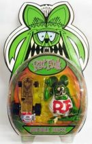 Ed \'\'Big Daddy\'\' Roth - Rat Fink Sidewalk Surfer (white)