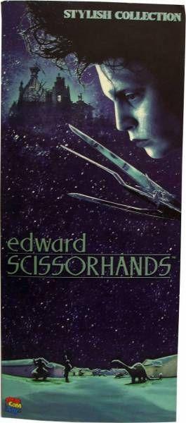 Edward Scissorhands - 12\'\' - Medicom