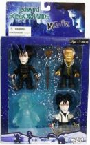 Edward Scissorhands - Mezco - Mez-Itz figures 4-pack