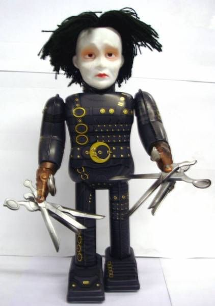 Edward Scissorhands - Tin Toy - Medicom