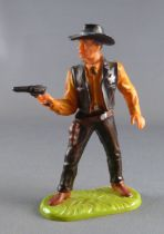 Elastolin - Cow-Boys - Piéton Sheriff (réf 6985)