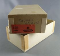 Elastolin - Indians - Empty box for 3 Footed squaw seated with baby ref 6833